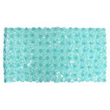Bath Mat Room Essentials Blue Pebble Home Bathroom Floor Rectangle Pvc Rug new