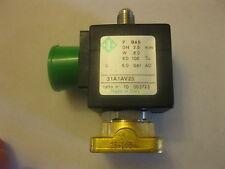 O.D.E 31A1 AV25 HOT WATER SOLENOID VALVE FOR  ESPRESSO OR STEAMER  3 WAYS 230V