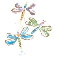 Dragonflies with Glitter   Tshirt    Sizes/Colors