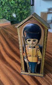 Tin Toys Germany, Saalheimer & Strauss Box Bank, Very Well, Works, Video!!!