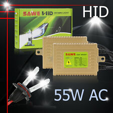 SAWE AC 55w HID Conversion Kit H4 H7 H11 H13 9003 9005 9006 6000K For Toyota