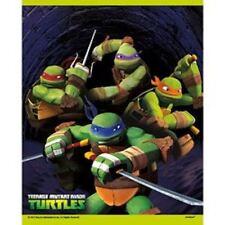 Teenage Mutant Ninja Turtles 8 Loot Favors Party Bags