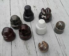 New ListingClay Insulators