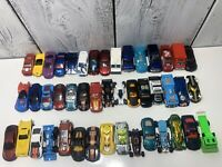 Huge Hot Wheels Lot 45 Total Mix Colors Styles Years Good Played Condition Shape