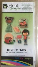 Cricut Imagine Cartridge   Best Friends Freunde Cards Provo Craft Neu