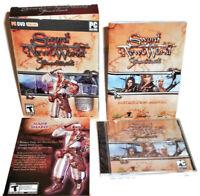 Sword of the New World 2007 Granado Espada PC Game DVD for Windows XP/2000