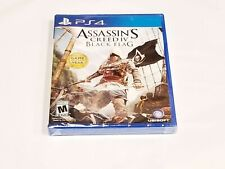 Assassin's Creed IV Black Flag for PlayStation 4 PS4 *BRAND NEW AND SEALED*