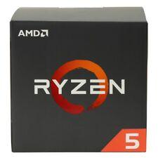 AMD Ryzen 5 1600X 3.6GHz (4 GHz Turbo) 6-Core AM4 Processor YD160XBCAEWOF NEW