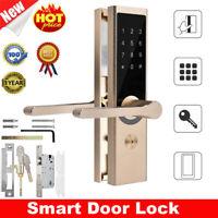 Smart Door Lock APP A4 WiFi Bluetooth 4.0 Password Remote Security Door Lock
