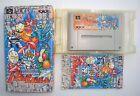 Jeu super nintendo SNES Famicom Japan Battle Dodgeball II complet en boite