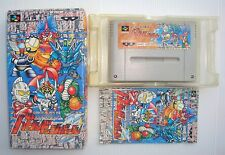 Jeu super nintendo SNES Famicom Japan Battle Dodgeball II complet en boite