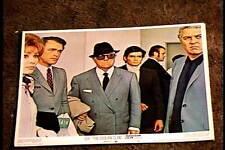 SICILIAN CLAN 1970 LOBBY CARD #6 CRIME MAFIA THE MOB