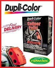DUPLICOLOR RED BRAKE CALIPER KIT BCP400 HIGH HEAT PAINT RESTORATION DUPLI-COLOR