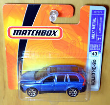 Matchbox Volvo XC-90 [Blue] - New/Sealed/RARE [E-808]