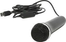 Genuine OEM Guitar Hero Live Microphone Xbox One PS4 Wii U PS3 360 Original USB