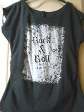 Ladies Rock Top