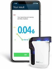 BACtrack Mobile Smartphone Breathalyzer for iPhone & Android Devices NEW