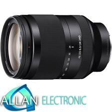 Neu Sony FE 24-240mm F3.5-6.3 OSS Lens - SEL24240
