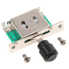 3 Way Guitar Telecas Switch  /Selector de pastillas 3 posiciones Telecaster