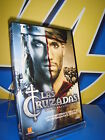 Pelicula EN DVD documental LAS CRUZADAS buen estado