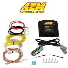 GENUINE AEM 22-Channel CAN Sensor Module (PN 30-2212) Incl Harness Wires & Cable