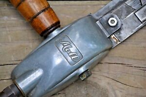 1950s Vintage Mall Chainsaw Co Drill Powered Hedge Clipper Trimmer Attachment