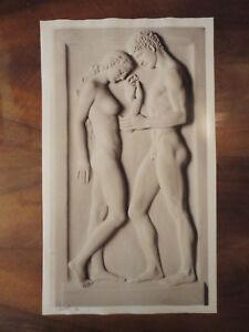 Original Foto Schmauß ARNO BREKER Frauenakt Männerakt Akt Erotik * signiert