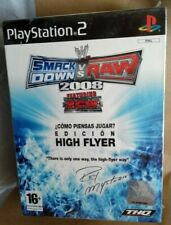 Smackdown vs Raw 2008 High Flyer Edition - Playstation 2 (PS2) - New & Sealed