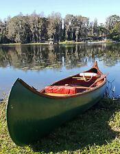 Vintage Old Town Yankee 1942 Original 16 foot sailing canoe OBO