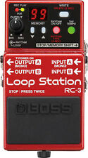 BOSS RC3  EFFETTO LOOP STATION USB 2.0  A PEDALE
