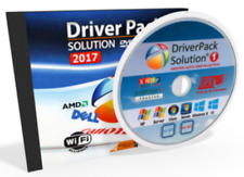 Driver Pack Solution 17.7 Drivers DVD FOR WINDOWS 7 8 10