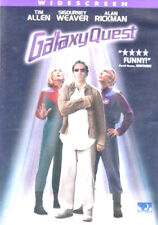 Galaxy Quest (Dvd, 2000, Widescreen)GalaxyQuest Movie Tim Allen Sigourney Weaver