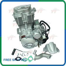 250cc engine, Shineray 250CC ATV engine With Reverse, air cooled free engine kit