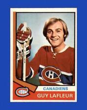1974-75 O-Pee-Chee Set Break #232 Guy Lafleur NR-MINT *GMCARDS*