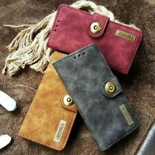 HTC U11+ Plus Cover Case Synthetic Leather Flip Case