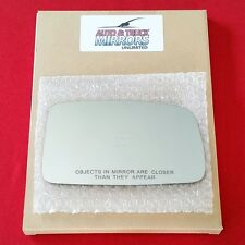 NEW Mirror Glass + ADHESIVE 02-07 MITSUBISHI LANCER Passenger Right Side RH