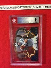 1998 CROWN ROYALE PEYTON MANNING RC #54 BGS 9 MINT COLTS & BRONCOS HOF QB