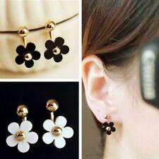 Small Ball Cute Daisy Flower Stud Earrings