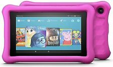 Amazon Fire HD 8 Kids Edition 8 Inch 32GB Tablet-Pink