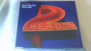 2 HEADS - OUT OF THE CITY - 2002 PROMO CD SINGLE