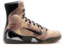 NIKE KOBE IX 9 HIGH KRM EXT QS BLACK Snake Red MAMBA 716993 716616 Shoes Kicks