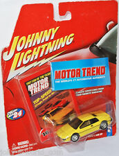 Motor Trend - 1980 LOTUS ESPRIT TURBO - yellow - 1:64 Johnny Lightning