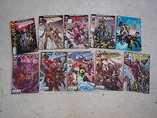 X-MEN n° 1 à 10- Lot de 10 COMICS