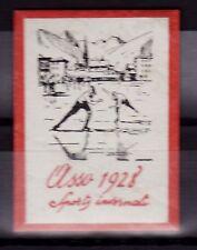 #ASSO: 1928 - CHIUDILETTERA SPORT INVERNALI