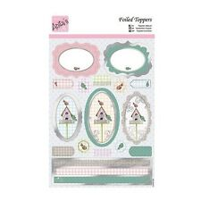 Anita Foil Cake Topper Little Birdhouse for Cards & Crafts