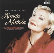 Irresistible Karita Mattila, New Music