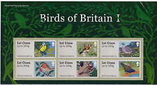 GB 2010 POST & GO STAMPS BIRDS I PRESENTATION PACK