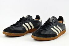 * Adidas Samba Vintage Sneaker Made in Yugoslavia Black Trainers size 12 Schuhe