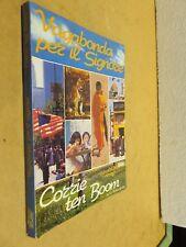 VAGABONDA PER IL SIGNORE Corrie ten Boom EUN 1982 religione libro di scritto da