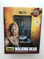 AMC The Walking Dead Issue 19 Beth EAGLEMOSS figurine collector Modèle
